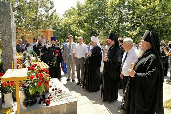 Божественная литургия в Буденовске