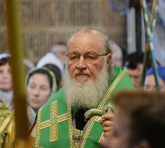 Обращение Патриарха к Президентам
