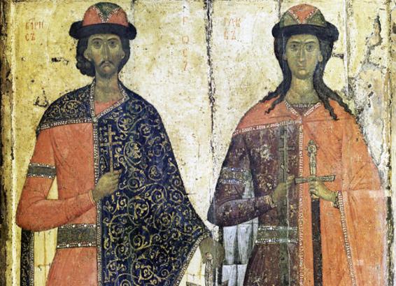 Годовщина гибели первых русских святых