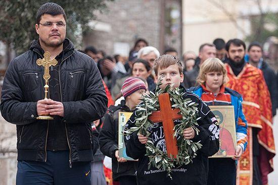 III Съезд православной молодежи Крыма