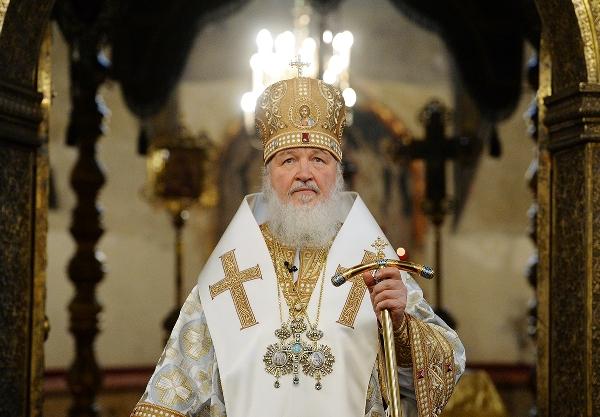 <center>Проповедь Святейшего Патриарха</center>