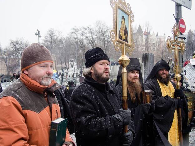 Раскол среди православных Украины будет преодолен