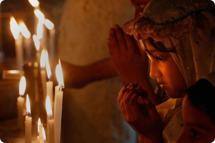 Молитва для возвращения любимого