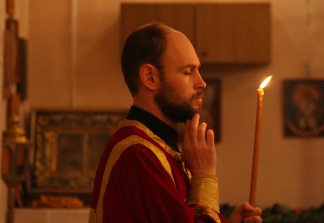 Молитва от начальника святителю Алексию