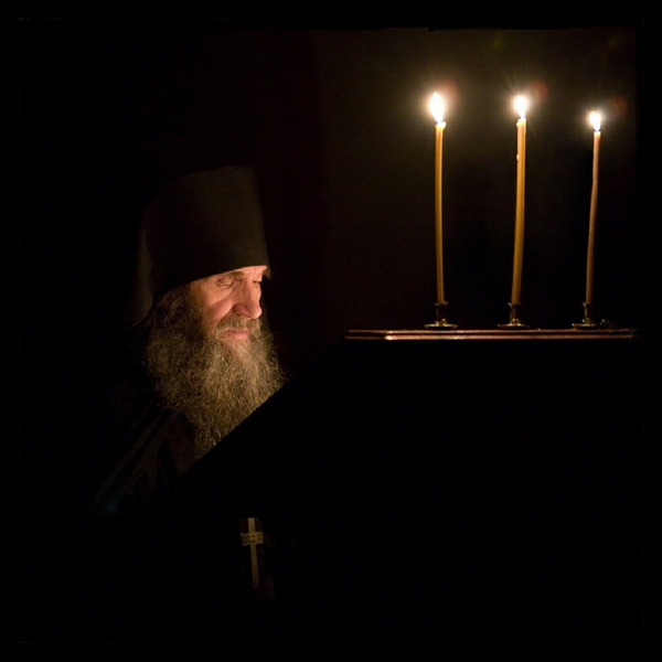 Молитва старого монаха