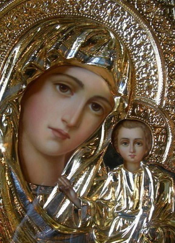 Молитва Казанской Матери