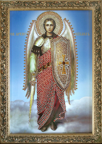 Значение слова Михаил - Ангел, который обладает необыкновенной духовной силой