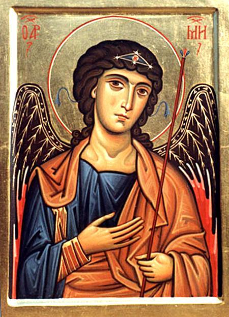 Молитва святому Архистратигу Михаилу