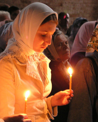 Молитва Богородице об исцелении