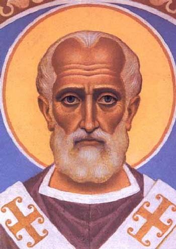 Почитаемый верующими людьми во всём мире Святитель Николай, он же Николай Чудотворец, Мирликийский чудотворец